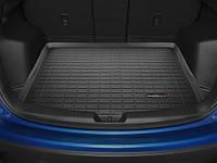 Коврик резиновый в багажник, черный. (WeatherTech) - CX-5 - Mazda - 2012