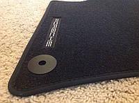 Коврики тканевые, к-т 4 шт., черные. (Porsche) - Cayenne - Porsche - 2010
