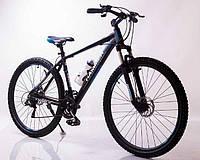 Спортивный велосипед HAMMER 24″ черно-синий, фото 1