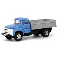 Коллекционная инерционная модель (детская машинка) - грузовик ЗиЛ, 9709D