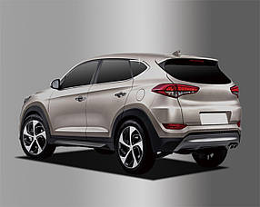 Hyundai Tucson (2015-) Уголок заднего стекла (окно)