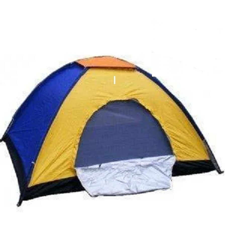 Туристическая палатка2.08 х 2.08 метра, 4-х местная