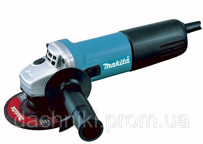 Болгарка (угловая шлифовальная машина) Makita 9558HNG, фото 2