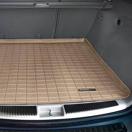Коврик в багажник для Mercedes-Benz M W164 2005- бежевый 41285, фото 2