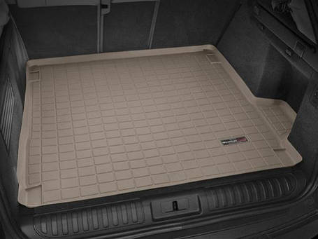 Коврик в багажник для Land Rover Range Rover Sport 2013- бежевый 5 мест 41658, фото 2