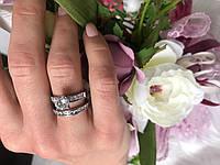 Кольцо от Тиффани круглый камень