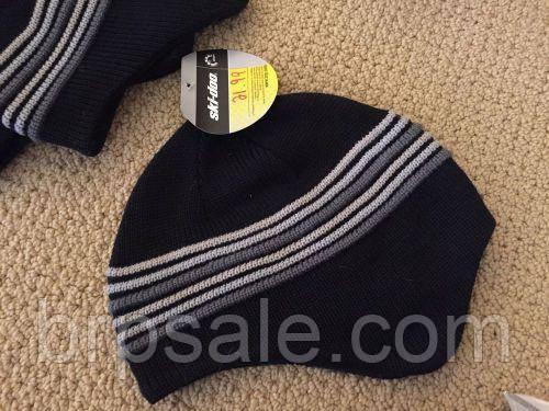 Вязаная шапка женская Ski-doo KNITTED HAT H/M TU/OS