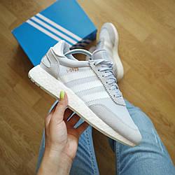 Кроссовки оригинал Adidas I-5923 W (серые)
