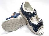 Босоножки, сандалии для мальчиков тм Сказка , размер 35, 36, 37., фото 3