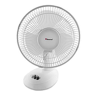 Вентилятор настольный DOMOTEC MS-1624 2 режима Белый
