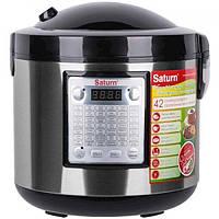 Мультиварка SATURN ST-MC9204 42 программ 5 л 860 Вт