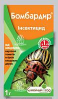 """Средство защиты растений Инсектицид """"Семейный Сад"""" Бомбардир 1 г"""