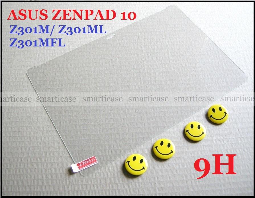 Защитное стекло для Asus Zenpad 10 Z301M Z301Ml Z301MFL P00L водостойкое закаленное 9H 0.4 мм
