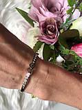 Браслет Tiffany розовое сердце, фото 2