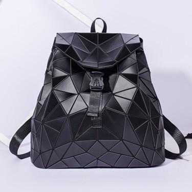 Женский рюкзак Бао Бао Алмаз Чёрный