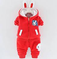 Костюм для девочек Love Rabbit красный
