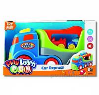 Игровой набор Keenway Автомобильный экспресс 12149