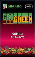 """Удобрение Грогрин Финиш (8-17-41+TE), 100 гр., ТМ """"Леда Агро"""""""