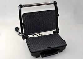 Прижимной контактный гриль панини гриль сэндвичница WimpeX WX-1066 1500 Вт
