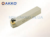 Резец токарный проходной PCBNL 2020 K12C под пластину CNMG 1204.. державка AKKO