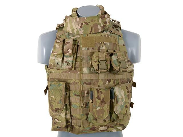Реплика разгрузки Interceptor Body Armor - Multicam [8FIELDS] (для страйкбола)