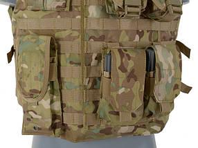 Реплика разгрузки Interceptor Body Armor - Multicam [8FIELDS] (для страйкбола), фото 2