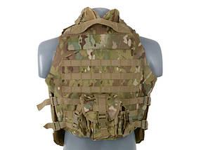 Реплика разгрузки Interceptor Body Armor - Multicam [8FIELDS] (для страйкбола), фото 3