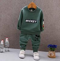 Спортивный костюм детский Mickey зеленый