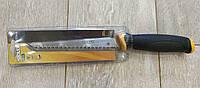 Ножовка садовая. Ножовка для пенопласта. Ножовка по гипсокартону. 7 зубьев*дюйм 150мм  TOOLEX, фото 1