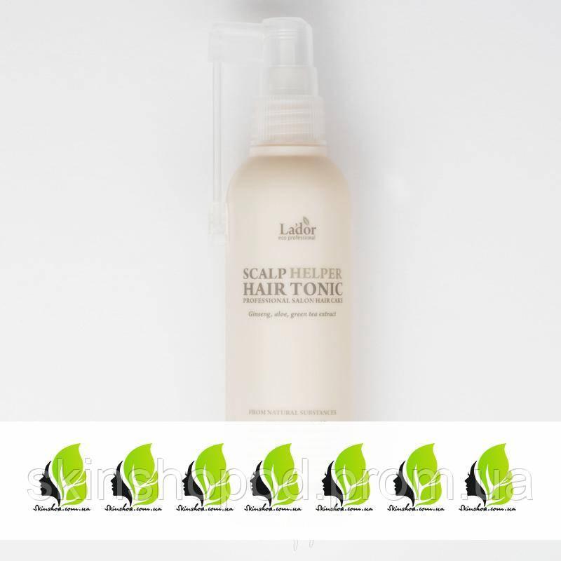 Тоник восстанавливающий для поврежденных волос Scalp Hair Tonic Lador - 100 мл