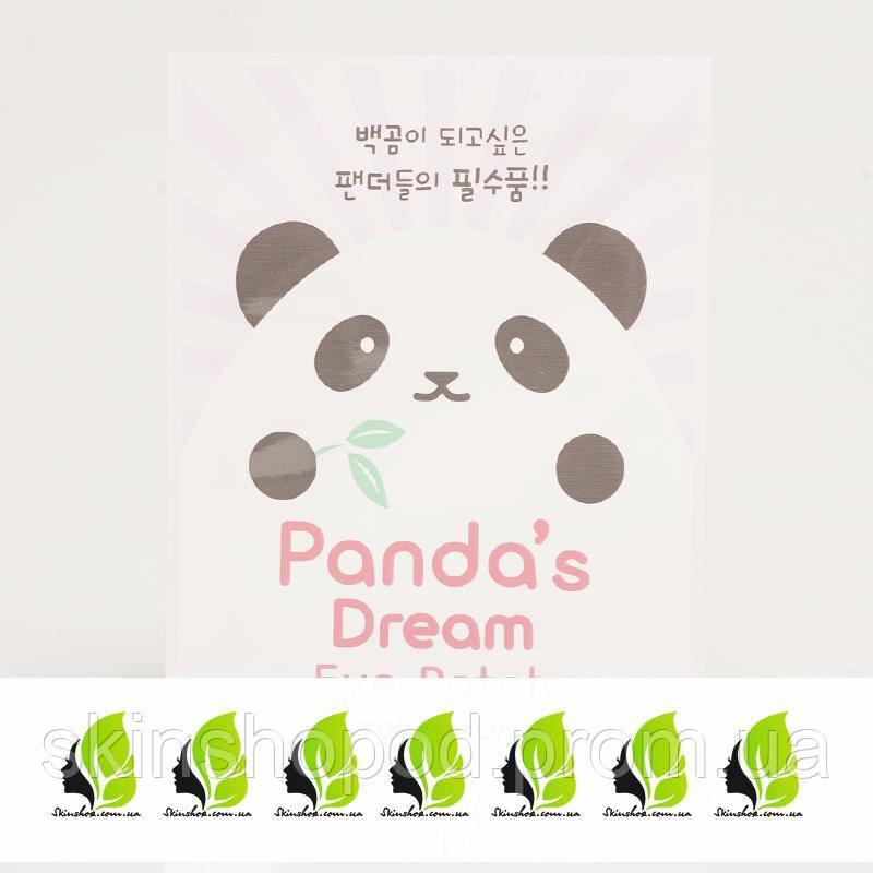 Патчи для глаз от темных кругов Tony Moly Panda's Dream Eye Patch - 1 пара