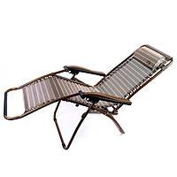 Кресло-шезлонг, ПВХ+террилен, ширина 74см