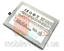 "Аккумулятор (АКБ Батарея) Meizu BT40 (MX4 5.3"" M460 M461 M462), 3100 mAh оригинал Китай"