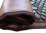 Коврик турмалиновый лечебный с подогревом 70*50 Под заказ., фото 2