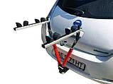 Крепление для велосипеда на фаркоп авто (для 2х велосипедов) Кенгуру, фото 3