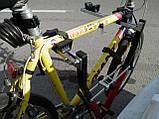 Крепление для велосипеда на фаркоп авто (для 2х велосипедов) Кенгуру, фото 5