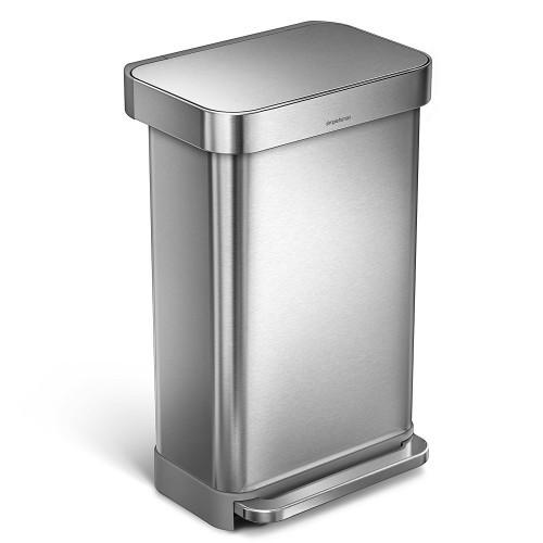 Ведро для мусора с педалью Simplehuman CW 2023