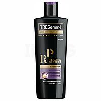 Шампунь для волос  Tresemme Repair and Protect восстанавливающий, 400 мл
