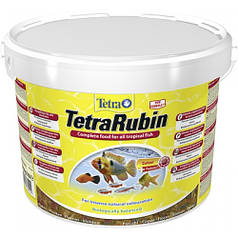 TetraRubin - для окраса рыб, 10 л