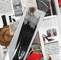 Набор кистей для рисования, дизайн ногтей, 12 шт, фото 1