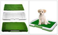Туалет для собак Puppy Potty Pad коврик лоток для собак