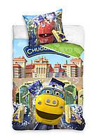 Комплект постельного белья Детский NR 1099 Carbotex 1565 Разноцветный