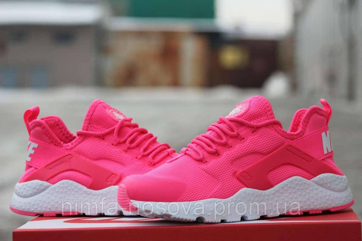 48a9b96d Женские кроссовки Nike Huarache розовые 1683: продажа, цена в ...