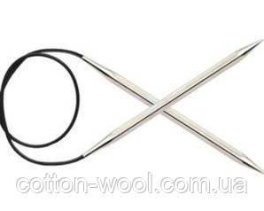 Кругові металеві спиці NOVA CUBICS 100 см 2,5 мм