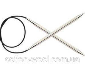 Кругові металеві спиці NOVA CUBICS 100 см 3,0 мм