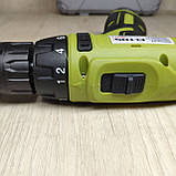 Шуруповёрт аккумуляторный Eltos ДА 12 в кейсе, фото 5
