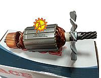 Якорь (ротор) для монтажной пилы Makita 2414NB ; Makita 2414B  (194*54/ 7-з лево), фото 1