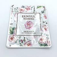 Тканевая маска для смягчения кожи EUNYUL Rose Mask Pack - 30 мл
