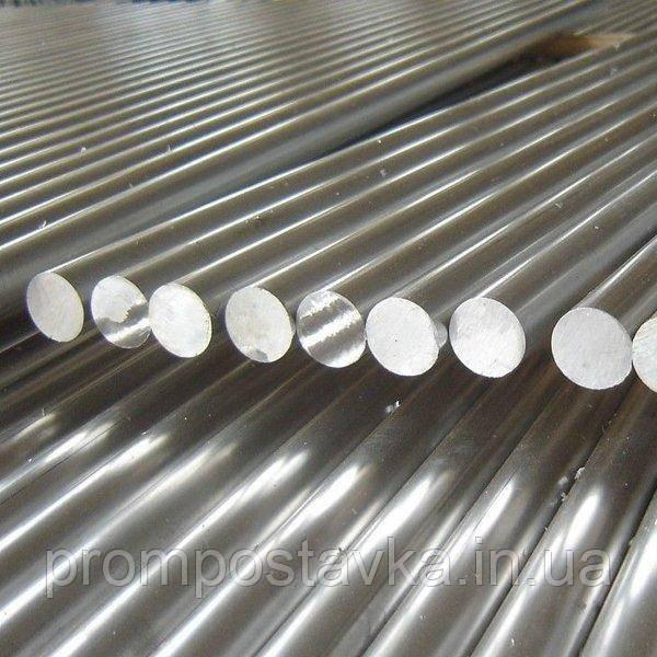 Пруток круглый (круг) AISI 304 нержавеющий, 20 мм
