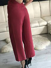 Женские кюлоты с карманами  , фото 3